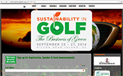 Sustainability in Golf